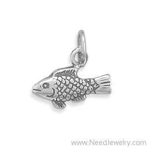Fish Charm-Charms-Needjewelry.com