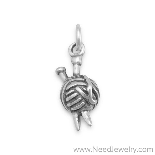 Yarn Charm-Charms-Needjewelry.com
