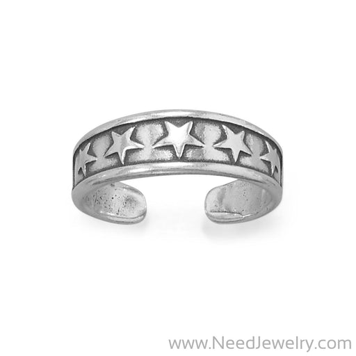 Five Star Worthy Toe Ring-Bodyjewelry-Needjewelry.com