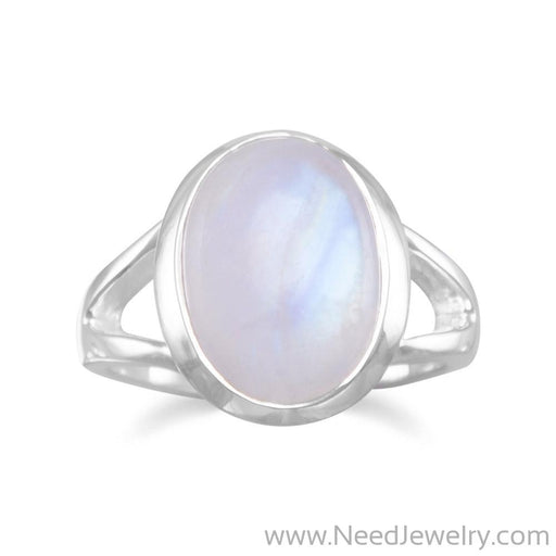 Rainbow Moonstone Ring-Rings-Needjewelry.com