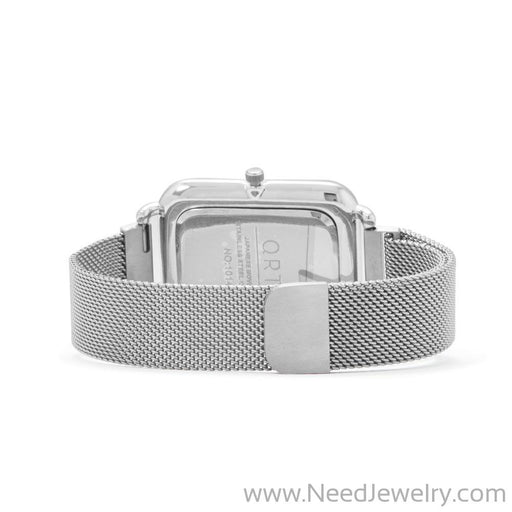 Silver Tone Magnetic Fashion Watch-Watches-Needjewelry.com