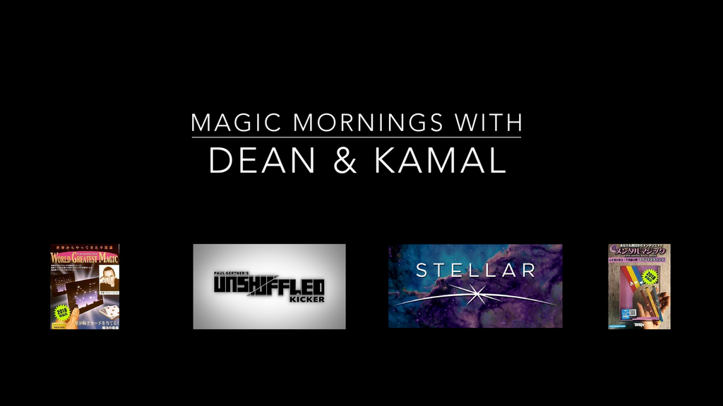 Magic Mornings with Dean & Kamal - Feb 13th 2018