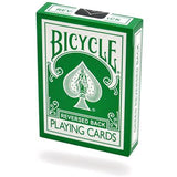REVERSED BACK BICYCLE DECK - GREEN
