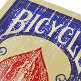 Bicycle Rider Back Faded Deck - Available at pipermagic.com.au