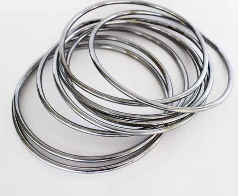 Linking Rings - 8 inch (Set of 8) - Available at pipermagic.com.au
