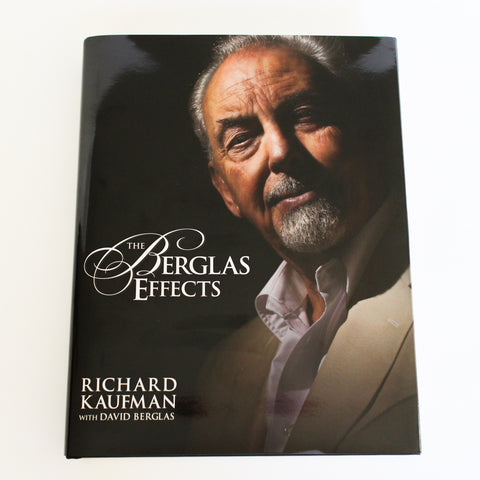 The Berglas Effect (Book and DVD) by Richard Kaufman and David Berglas - Available at Piper Magic Australia