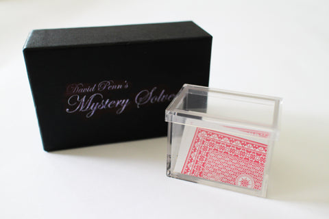 Mystery Solved - David Penn - Available at pipermagic.com.au
