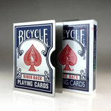 Card Guard - Stainless Steel (Bicycle) - Available at pipermagic.com.au