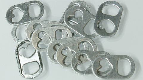 Alluminati Refills (set of 12 units Hearts) by Chris Oberle  - Trick - Available at pipermagic.com.au