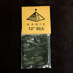 "Silk 12"" (Black) by Pyramid Gold Magic"