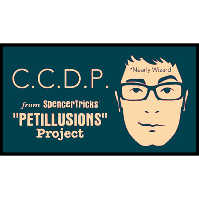 CCDP by Spencer Tricks - Video DOWNLOAD - Available at pipermagic.com.au