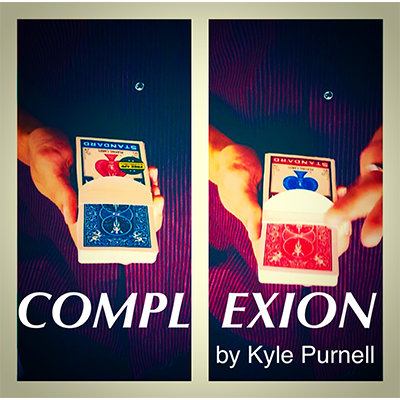 Complexion by Kyle Purnell - Video DOWNLOAD - Available at pipermagic.com.au
