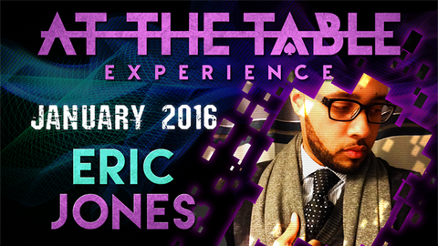 At the Table Live Lecture Eric Jones January 20th 2016 video DOWNLOAD - Available at pipermagic.com.au