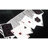 Bicycle Black Rose Playing Cards by Collectable Playing Cards - Available at pipermagic.com.au