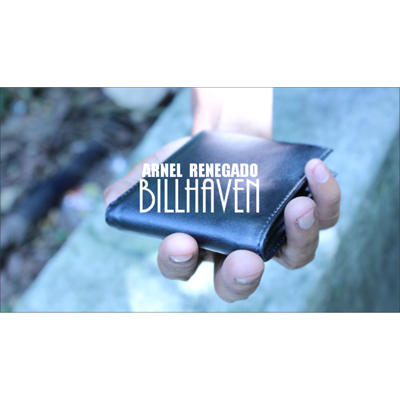 bill Haven by Arnel Renegado - Video DOWNLOAD - Available at pipermagic.com.au