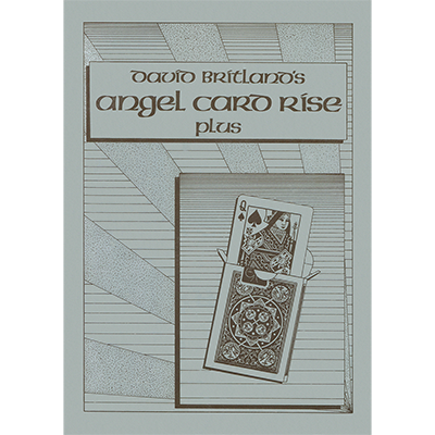 Angel Card Rise Plus by David Britland - Available at pipermagic.com.au