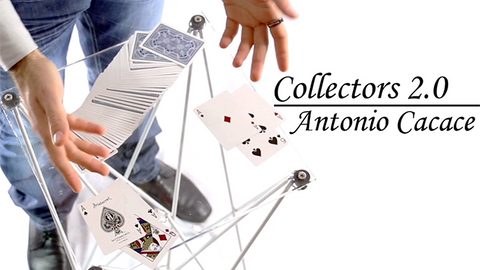 Collector 2.0 by Antonio Cacace video DOWNLOAD - Available at pipermagic.com.au