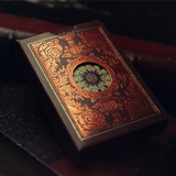 Victorian Room Playing Cards by The Blue Crown - Available at pipermagic.com.au
