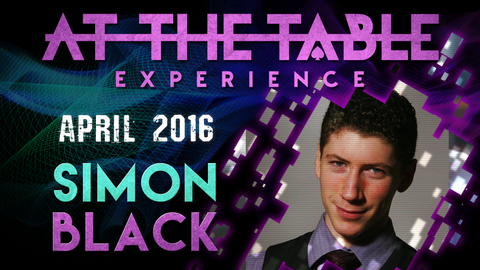 At the Table Live Lecture Simon Black April 20th 2016 video DOWNLOAD