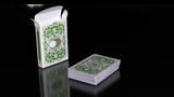 Chameleon Playing Cards designed By Asi Wind (Green) by Expert Playing Cards - Available at pipermagic.com.au