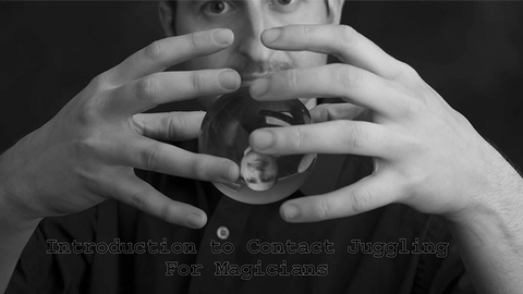 Introduction to Contact Juggling for Magicians video DOWNLOAD - Available at pipermagic.com.au