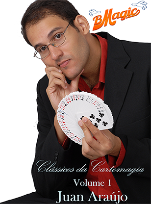 Cartomagia Classics Vol. 1 by Juan Araujo  (Portuguese Language) video DOWNLOAD - Available at pipermagic.com.au