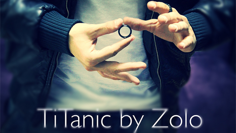 TiTanic by Zolo video DOWNLOAD - Available at pipermagic.com.au