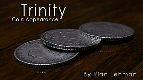 Trinity Coin Appearance by Rian Lehman video DOWNLOAD - Available at pipermagic.com.au