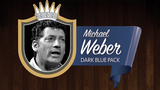 Joe Rindfleisch's Legend Bands: Michael Weber Dark Blue Bands - Available at pipermagic.com.au
