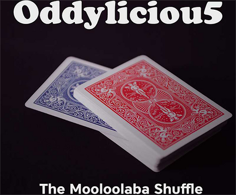 The Oddyliciou5 Package by The Mooloolaba Shuffle video DOWNLOAD - Available at pipermagic.com.au