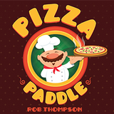 Pizza Paddle (Gimmicks and Online Instructions) by Rob Thompson - Available at pipermagic.com.au