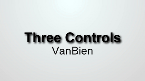 Three Controls by VanBien video DOWNLOAD - Available at pipermagic.com.au