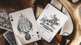 Antler Playing Cards by Dan and Dave - Available at pipermagic.com.au