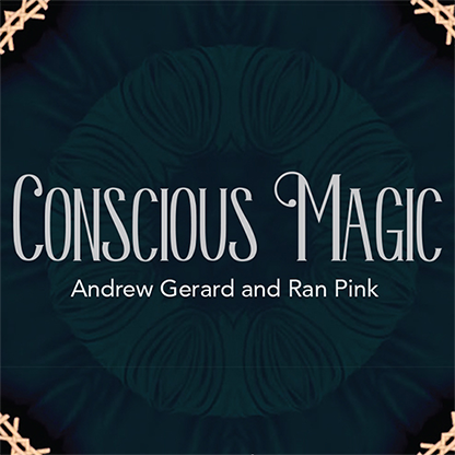 Limited Deluxe Edition Conscious Magic Episode 1 with Ran Pink and Andrew Gerard - Available at pipermagic.com.au