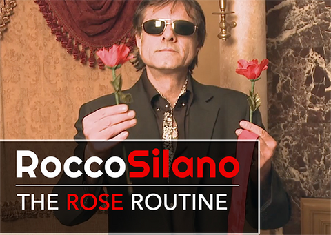The Rose Routine by Rocco video DOWNLOAD - Available at pipermagic.com.au