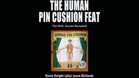 Pincushion by Devin Knight eBook DOWNLOAD - Available at pipermagic.com.au