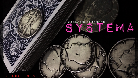 Systema by Alessandro Criscione video DOWNLOAD - Available at pipermagic.com.au