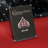 Chrome Kings Limited Edition Playing Cards (Players Edition) by De'vo vom Schattenreich and Handlordz - Available at pipermagic.com.au