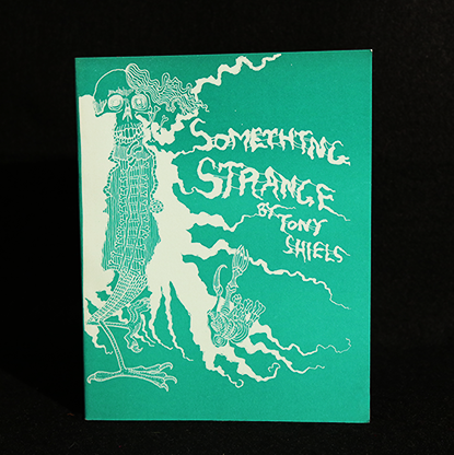 Something Strange by Tony Shiels - Available at pipermagic.com.au