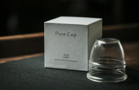PURE CUP BY TCC - Available at pipermagic.com.au