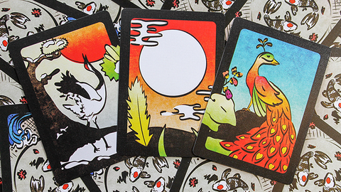 Hanami Hanafuda Playing Cards (Limited Edition) - Available at pipermagic.com.au