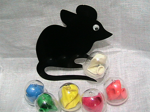 Mysto the Mouse by G Sparks - Available at pipermagic.com.au