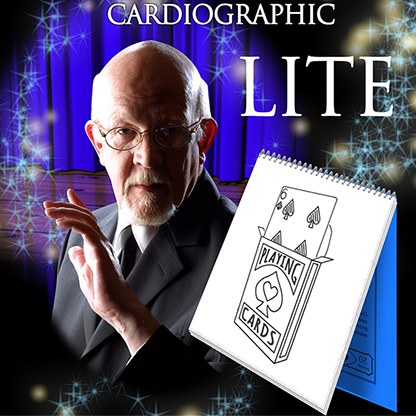 Cardiographic LITE by Martin Lewis - Available at pipermagic.com.au
