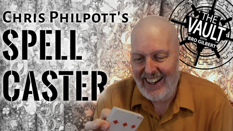 The Vault - Spellcaster by Chris Philpott video DOWNLOAD - Available at pipermagic.com.au
