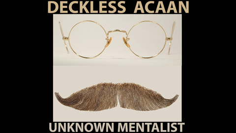 Deckless ACAAN by Unknown Mentalist eBook DOWNLOAD