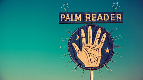 Palm Reading for Magicians by Paul Voodini video DOWNLOAD - Available at pipermagic.com.au