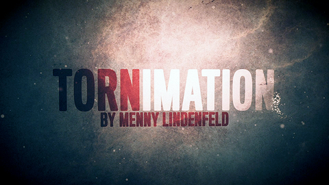Tornimation (Gimmick and Online Instructions) by Menny Lindenfeld - OPEN BOX