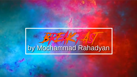 Breakfast by Machammad Rahadyan video DOWNLOAD - Available at pipermagic.com.au