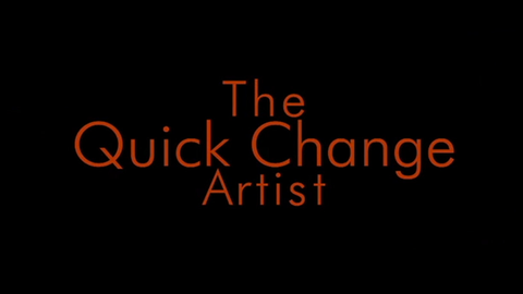 The Quick Change Artist by Jason Ladanye video DOWNLOAD - Available at pipermagic.com.au
