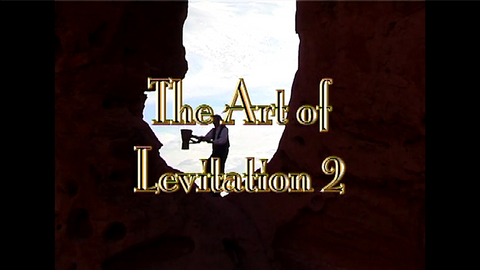 The Art of Levitation Part 2 by Dirk Losander video DOWNLOAD - Available at pipermagic.com.au